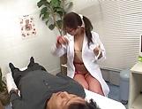 Nishino Hikari having her juicy muff banged