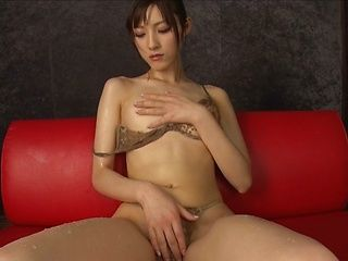 Iioka Kanako getting her twat pleased so good