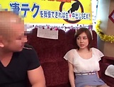 Aimi Yoshikawa blows that cock superbly picture 15