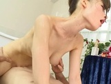 Asian milf Yuna Hayashi amazes with her naughty skills and style picture 156