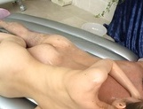 Asian milf Yuna Hayashi amazes with her naughty skills and style picture 22