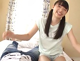 Superb sex with slim Japanese beauty in heat picture 8