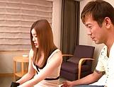 Kitagawa Nanase enjoys a worthwhile shag