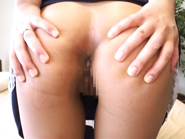 Sweetheart Sara Saijou showing off her flawless ass