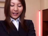 Sexy female teacher Yui Tatsumi gets banged hard by her boss