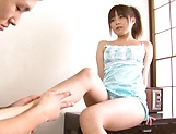 Hirono Imai enjoys having her cunt drilled picture 4