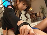Hardcore Japanese sex with tight Kanade Otoha picture 10