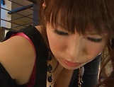 Hardcore Japanese sex with tight Kanade Otoha picture 9