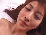 Kede Matsushima enjoys a steamy hot session picture 11