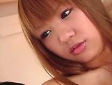 Hinano Momosaki gives an erotic hand job picture 15