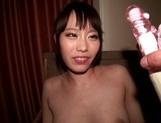Peachy tits doll, Misuzu Kawana fucked hard in amateur video