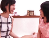 Lusty Yuzi is a naughty kinky lesbian picture 14