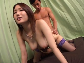 Tomoda Ayaka enjoys a superb wild fuck