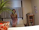 Sena Ryou gets kinky solo indoors
