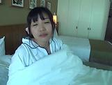 Eiko Kimura gets creamy facials after blowjob