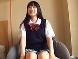 Mayu Mai flaunts her sweet nude forms.