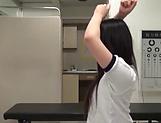 Sensual Asian cutie Hibiki Aimi nasty sucking dick