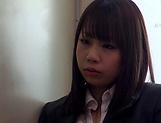 Kasumi Risa lures a sexy teacher for a bonk