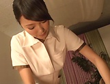 Lovely sensually Aai Yuzuki seduces a dude picture 5