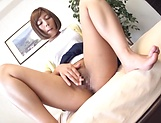 Sara Saijou has mad love for her sex toys