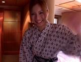 Spicy seductress Yui Tatsumi intense pounding