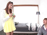 Sarii Aihara enjoys having her twat nailed superbly