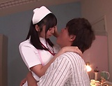 Mizuhara Mako enjoys a steamy threesome picture 13
