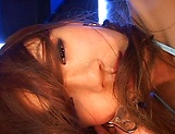 Kurara Tachibana gets a messy facial