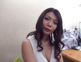 Glamorous Japanese hottie, Yuuki Hodaka, enjoys banging picture 15
