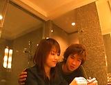 Sexy amateur babe Akiho Yoshizawa gets fucked