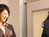 Kyouno Nanaka and Kana Ohori fucking so good