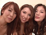 Mature Yuuki Misa wants a wild foursome picture 13