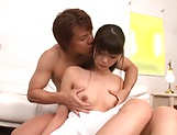 A huge dick for this savoring Asian beauty Kana Imai picture 14