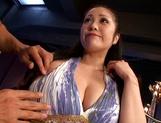 Komukai Minako fucked hard and jizzed on face