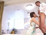 Lovely  Makoto Yuukis pleasures a man