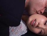 Minami Kojima has her cunt licked picture 12