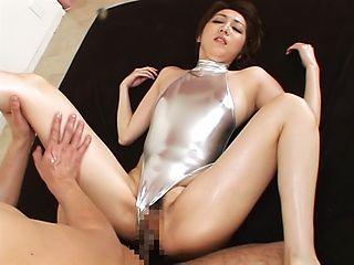 Izumi Tachibana gets a steamy anal drill