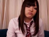 Sexy Yukimoto has her pussy banged hard