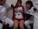 Seductive Miina Arimura enjoys when she is pussy poked