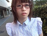 Petite Japanese cutie needs a good shag picture 2