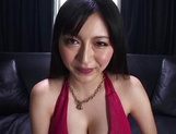 Miki Ichiki arousing mature Asian doll gets anal penetration picture 3