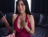Miki Ichiki arousing mature Asian doll gets anal penetration picture 5