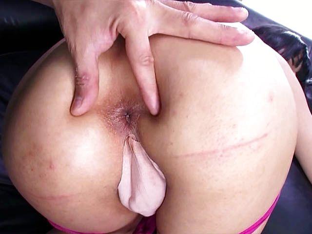 Miki Ichiki arousing mature Asian doll gets anal penetration