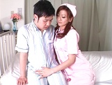 Anal sex with superb Asian nurse, Emi Harukaze picture 4