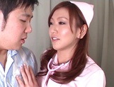 Anal sex with superb Asian nurse, Emi Harukaze picture 5