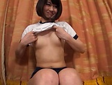 Koizumi Mari gets her juicy holes fucked picture 10