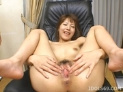 Arika Takarano Sperm Injection Japanese babe Loves Getting Tons Of Cum Dumped Into Her Spread Pussy