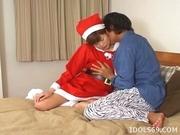 Av Idol Costume Santa Cruz She Enjoys Being The Gift That Keeps On Giving