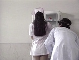Delicious JP nurse and horny doc get it on at work