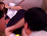 Yuma Asami gets her tight twat drilled good picture 11